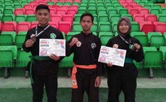 UKM Pagar Nusa UNISMA Raih Medali KH. Marzuki Mustammar Cup 1