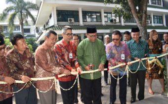 Resmikan BTN Zone, Unisma Malang kini memiliki Multimedia Corner dan Panggung Ekspresi
