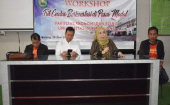 Trik Cerdas Berinvestasi di Pasar Modal Ala Alumni FEB Unisma Malang