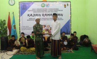 "UKM Kopma Ilham Ramadhan Unisma Gelar Kajian Ramadhan ""Entrepreneurship In Islam"""