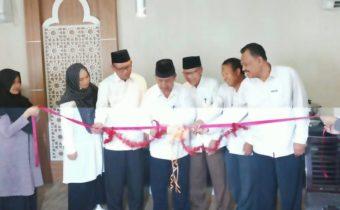 Unisma Malang Launching Ruang VIP Kantin Hatecho Kampus