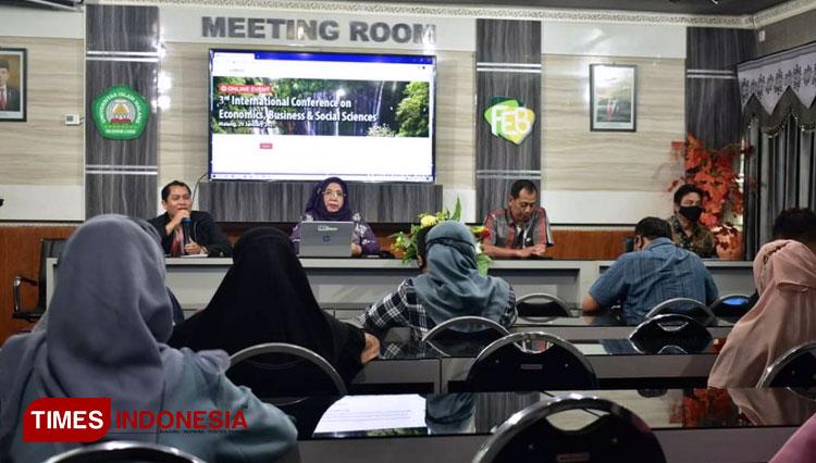 Helat 3rd ICEBUSS, FEB Unisma Malang Akan Hadirkan 6 Negara