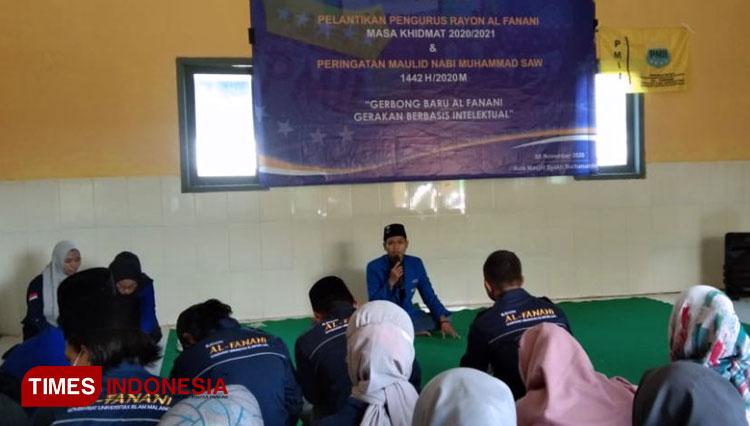Catatan di Lembaran Baru Rayon Al-Fanani Unisma Malang