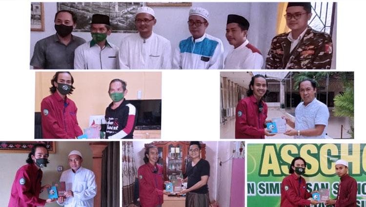 Anggota BEM Unisma Malang Gelar Dakwah Aswaja dan Jihad Anti Korupsi di Kalsel