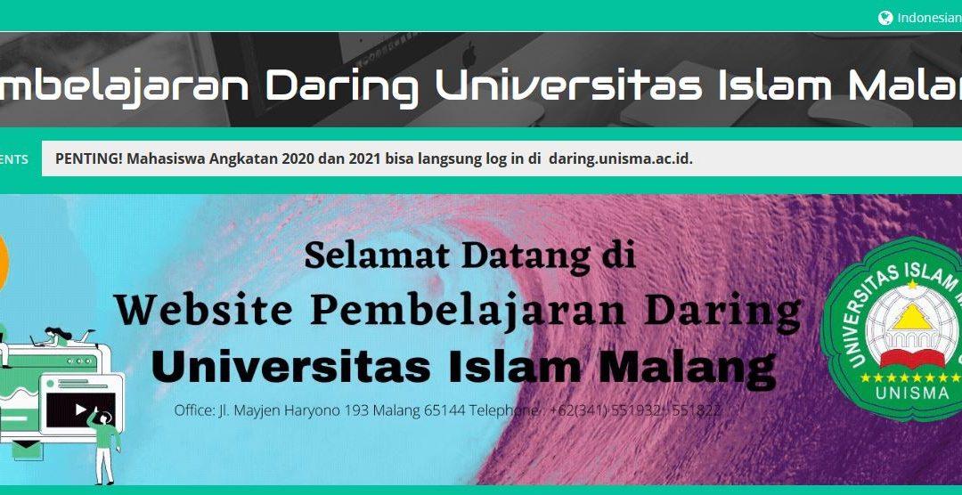 Panduan Mengakses Learning Management System LMS Khusus Oshika Maba Unisma Malang