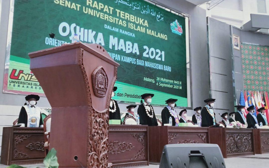 Oshika Maba Unisma 2021, Begini Pesan Wapres RI